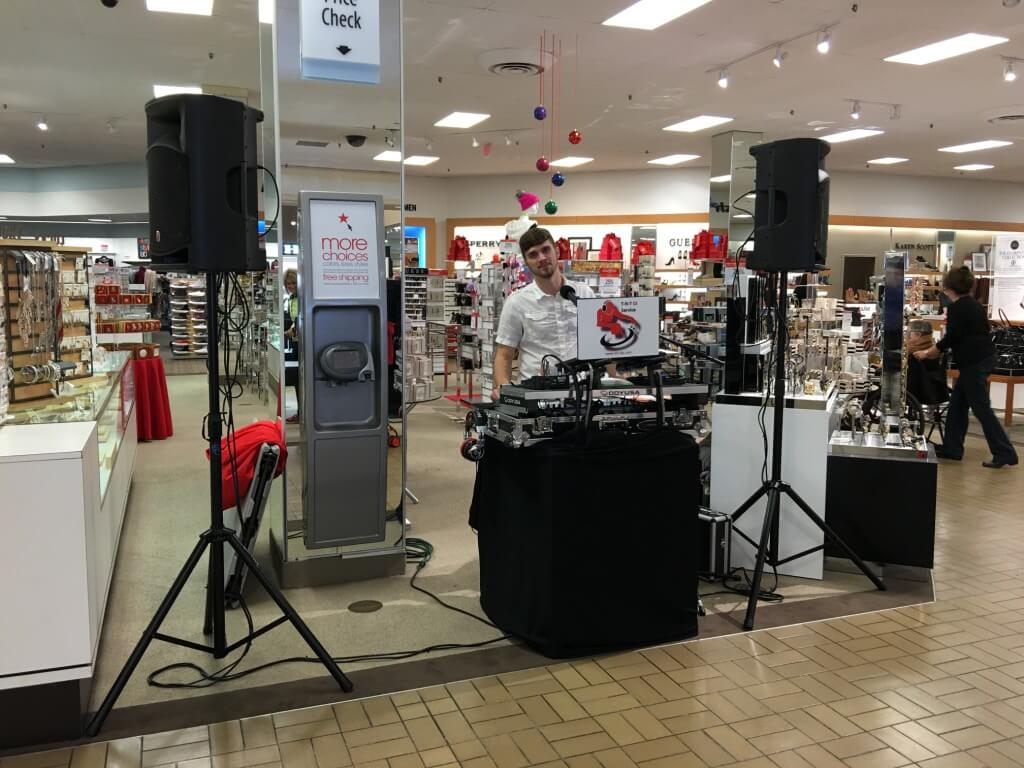 Corporate Event - Macy's DJ-Nick